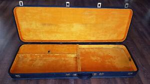 1960s Gibson Firebird Hard Case Rare Vintage Case Non/Reverse I III IV VII