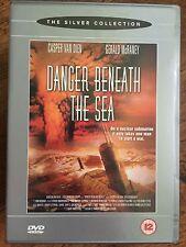 Casper Van Dien DANGER BENEATH THE SEA ~ 2001 North Korea Nuclear Threat UK DVD