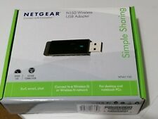 Netgear N150 Wireless USB Adapter