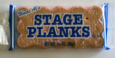 Uncle Al's Original Stage Plank Cookie 12 Pk Two Cookies in each Package.