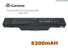 Portátiles Batería para HSTNN-LB51 491278-001 HP 550 Compaq 610 615 Notebook PC