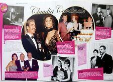 Mag 2014: CLAUDIA CARDINALE_BRUCE SPRINGSTEEN_JEAN GABIN_THIERRY REDLER