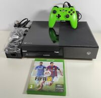 Microsoft Xbox One 500GB Console + Wired Controller USB + Cables + Game Bundle