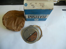 NOS MoPar 1967 Plymouth GTX Dodge Dart Charger VARIABLE WIPER MOTOR SWITCH PLATE