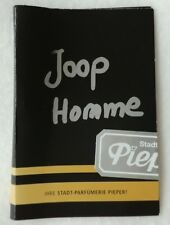 JOOP! - HOMME, Parfüm, Herrenparfüm, 1 ml, EDT, Probe