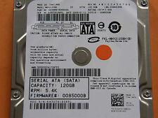 120 Go Fujitsu mhy2120bh httn/ca06889-b38500dl 2008-01-11 - PC portable Hard Disk