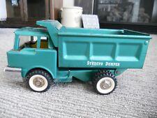 Vintage 1960s Structo Dumper Dump Truck Pressed Steel