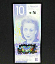2018 $10 Dollar Bank of Canada Banknote Viola Desmond Eagle Feather Bill GEM UNC