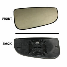 FOR 2009 2010 2011 DODGE RAM TRUCK TOWING LOWER MIRROR GLASS W/BRACKET DRIVER