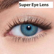 2pcs /Pair Colorful Color IYE eye Eyes Lenses Eye Yearly For Dark eyes case Lens