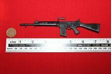 LIKE DRAGON MODELS 1:6TH SCALE FALKLANDS British Soldier SLR BLACK CB38001