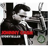 Johnny Cash - Storyteller [Digipak] (2009)