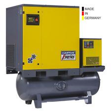 UNSER PREISHAMMER: Schraubenkompressor 5,5 kW auf 270-l-Behälter mit Trockner