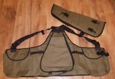 Hunting, Dog, Shooting, Hawking,With Shot Gun Cover, Bird Handling Cordura Vest