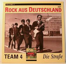 """[j787] Team 4 Die Strasse Skirt from Germany East - New - Vinyl 12 """" LP"""