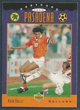 UPPER DECK WORLD CUP USA 1994- #306-HOLLAND-RUUD GULLIT
