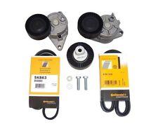 Serpentine Belt Drive Component Tensioner Kit BMW 323 325 328 330 525 528 X5 Z3