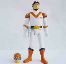"""Voltron Defender of the Universe Hunk w one head action figure  4"""" rare!!"""