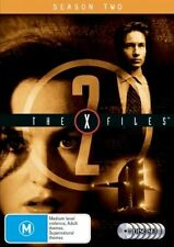 The X-Files : Season 2 (DVD, 2007, 7-Disc Set)