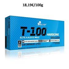 Olimp T-100 Hardcore, 120 Kapseln Testosteron Booster