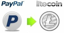 0.005 LiteCoin 0,005 LTC Direct to your Wallet! Fast delivery! like bitcoin .005