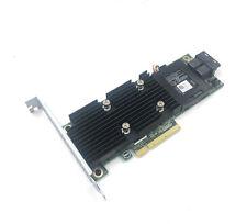 Dell PERC h730 Adattatore (044gnf) + BBU (037ct1) | SAS SATA SSD RAID PowerEdge HBA
