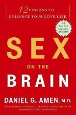 SEX ON THE BRAIN 12 Lessons to Enhance Your Love Life Book and FREE SHIPPING