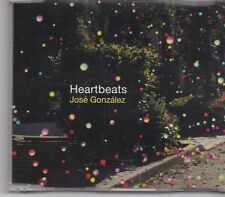 Jose Gonzales-Heartbeats cd maxi single