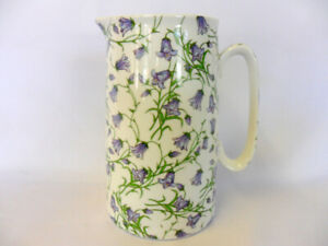 Harebell large jug by the Abbeydale Collection