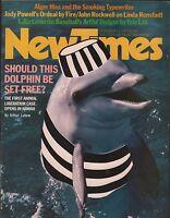 NewTimes October 14 1977 Linda Ronstadt, Alger Hiss EX 112315DBE