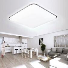 Kaltweiß 12W LED Deckenleuchte Deckenlampe Flur Beleuchtung Ultraslim Lampe IP44
