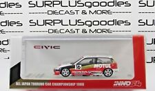 INNO64 1:64 HONDA CIVIC EF3 Gr.A #16 Mugen Motul - JTC 1988 All Japan Tour Car
