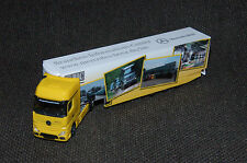 "Herpa Mercedes-Benz Actros FH25 GigaSpace Sattelzug ""BIC"" Limited Edition"