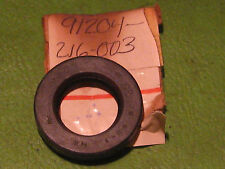 HONDA CB200 XL600 XR500 XR600 XR650 NX650 GB500 KICK OIL SEAL # 91204-216-003