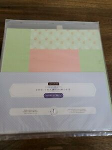 Close To My Heart Cardstock scrapbooking kit