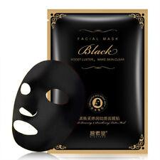 3D Face BLACK MASK REPAIR DRY SKIN MOISTURIZING BRIGHTENS SKIN FACIAL BLACK MASK