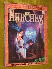 In Nomine Revelations II The Marches Steve Jackson role-playing game rpg D&D
