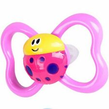 Bug Baby Infant Pacifier Silicone Nipple Orthodontic Dummy Teat Soother Nibble