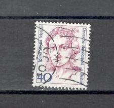 GERMANIA 1163 - FEDERALE 1987 DONNE CELEBRI - MAZZETTA  DI 10 - VEDI FOTO