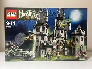 Lego Monster Fighters - 9468 Vampyre Castle New Mint in Unopened Box