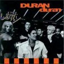 Duran Duran Liberty Europe LP 1990 Out of Print