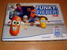 Funky Fieber von REAL Sammelkoffer Komplett incl. 2 JOKER