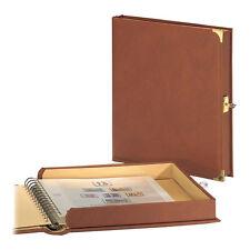 """SAFE Ringkassette """"Favorit"""" Ein Meisterstück der Buchbindekunst Art. Nr. 400"""