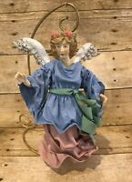 Vintage Clothtique by Possible Dreams Christmas Angel 1989