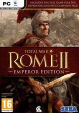 Total War: Rome 2 (II) Emperor Edition EU PC KEY