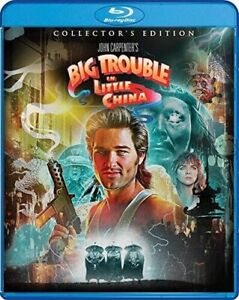BIG TROUBLE IN LITTLE CHINA NEW BLURAY