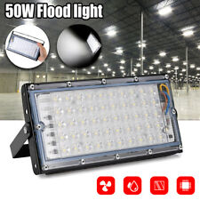 AC110V 50W 4500LM Led Floodlight Outdoor Flood Light Spot Lamp Garden Bulb IP65