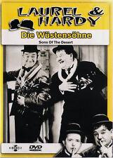 Dick und Doof (Laurel & Hardy) Die Wüstensöhne                       | DVD | 555