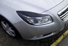 Vauxhall OPEL INSIGNIA 2008-2012 preFacelift Eyebrows ABS headlight spoiler lid