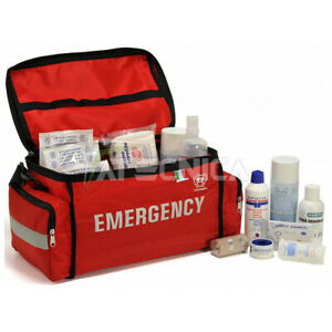 Borsa medica sportiva completa da pronto soccorso PHARMAPIU EMERGENCY